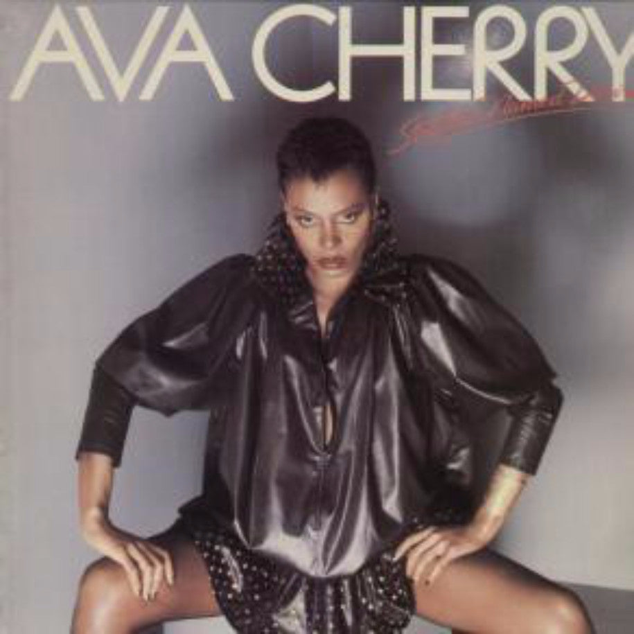 Ava Cherry ‎– Streetcar Named Desire - Vinyl Record - Front Cover
