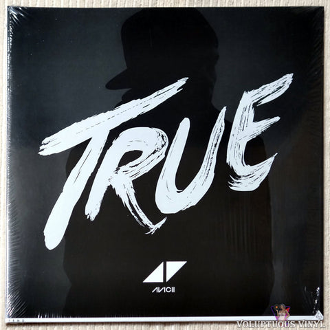 Avicii ‎– True (2013) Europe Press