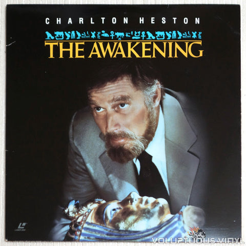 The Awakening - Laserdisc - Front Cover