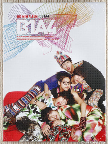 B1A4 ‎– It B1A4 (2011) Korean Press, SEALED