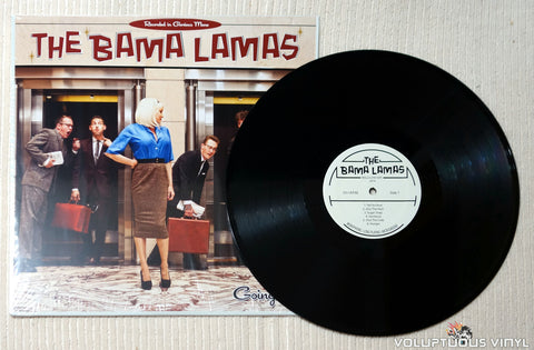 The Bama Lamas ‎– Going Up? - Vinyl Record