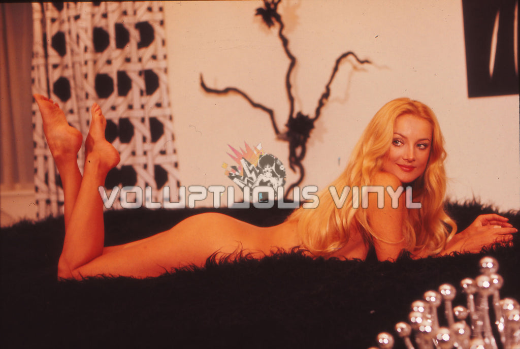 Barbara Bouchet Nude In Film Caliber 9