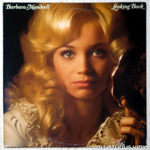 Barbara Mandrell ‎– Looking Back - Vinyl Record - Front Cover