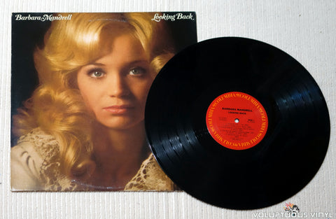 Barbara Mandrell ‎– Looking Back - Vinyl Record