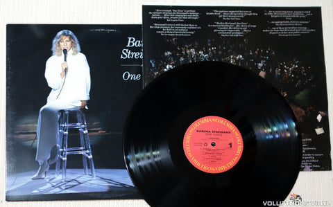 Barbra Streisand ‎– One Voice - Vinyl Record