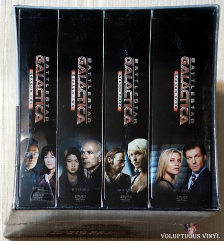 Battlestar Galactica: The Complete Series DVD