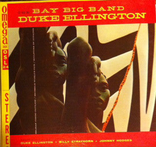 The Bay Big Band ‎– Plays Duke Ellington (?) Cheap Vinyl Record