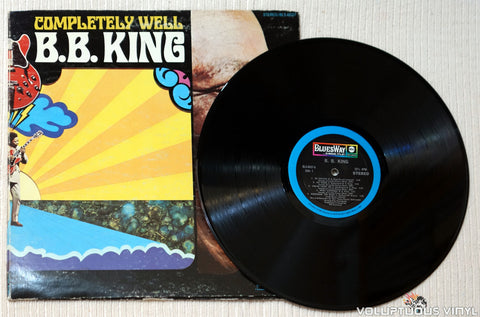 B.B. King ‎– Completely Well vinyl record