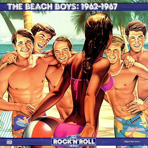 The Beach Boys ‎– The Beach Boys: 1962-1967 Vinyl Record