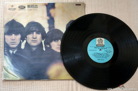 The Beatles ‎– Beatles For Sale - Vinyl Record