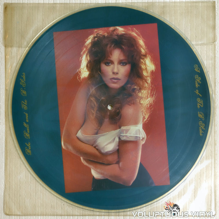Bebe Buell ‎– A Side Of The B-Sides - Vinyl Record - Side A