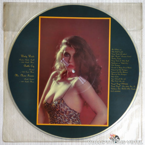 Bebe Buell ‎– A Side Of The B-Sides - Vinyl Record - Side B