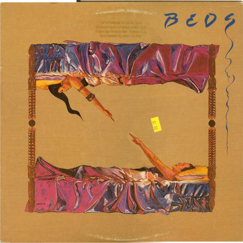 Beds ‎– Beds (1981) Vinyl Record