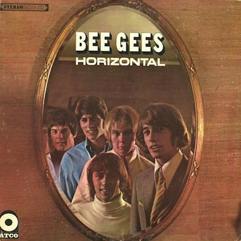 Bee Gees ‎– Horizontal - Vinyl Record
