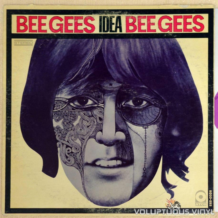 Bee Gees ‎– Idea - Vinyl Record