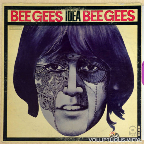Bee Gees ‎– Idea (1968)