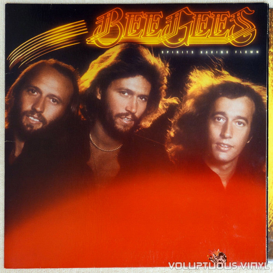 Bee Gees ‎– Spirits Having Flown - Vinyl Record