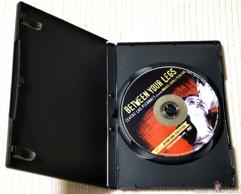 Between Your Legs DVD