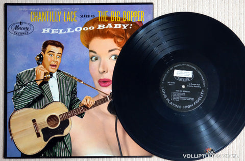 The Big Bopper ‎– Chantilly Lace - Vinyl Record