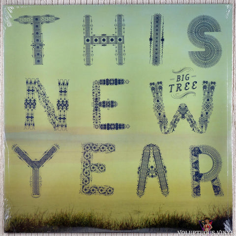 Big Tree ‎– This New Year (2012) SEALED
