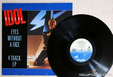Billy Idol ‎– Eyes Without A Face - Vinyl Record