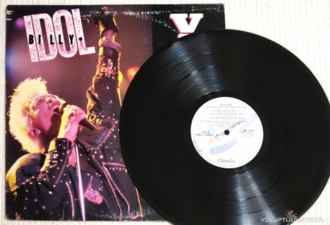 Billy Idol ‎– Vital Idol - Vinyl Record