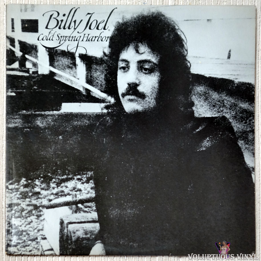 Billy Joel ‎– Cold Spring Harbor - Vinyl Record - Front Cover