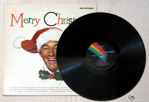 Bing Crosby ‎– Merry Christmas - Vinyl Record