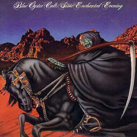 Blue Öyster Cult ‎– Some Enchanted Evening - Vinyl Record