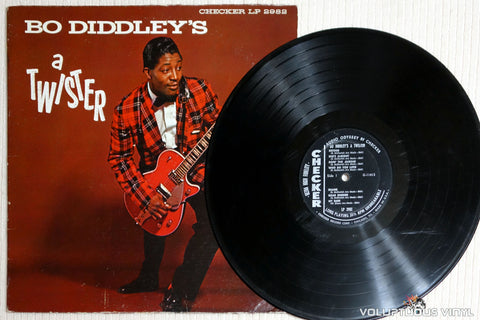Bo Diddley ‎– Bo Diddley's A Twister - Vinyl Record