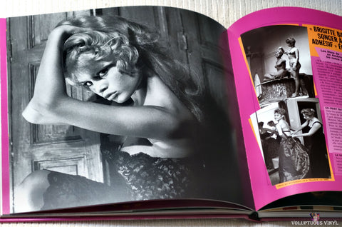 Brigitte Bardot Editions Vade Retro book glamour photo