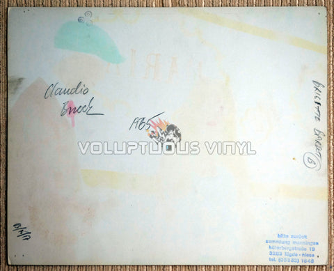 Viva Maria (1965) - German Lobby Card - Brigitte Bardot In White Bustier Back