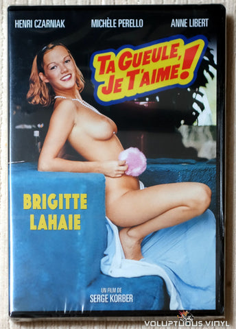 Ta Guele, Je T'aime! - DVD - Front Cover