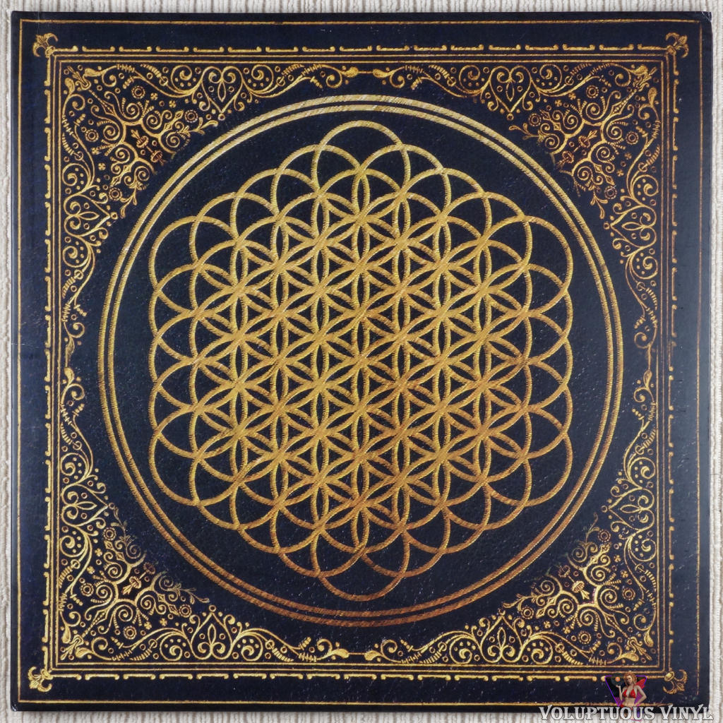 Bring Me The Horizon ‎– Sempiternal vinyl record front cover
