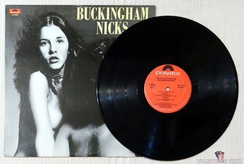 Buckingham Nicks ‎– Buckingham Nicks - Vinyl Record