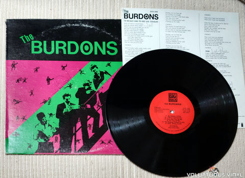 The Burdons ‎– The Burdons - Vinyl Record