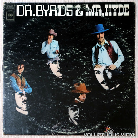 The Byrds ‎– Dr. Byrds & Mr. Hyde - Vinyl Record - Front Cover