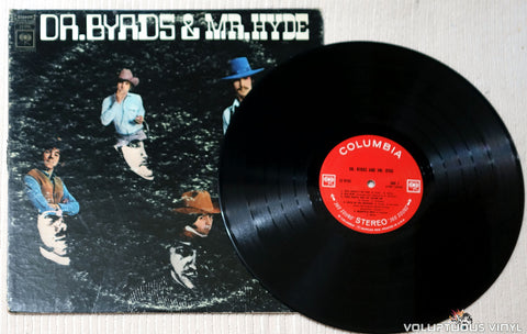 The Byrds ‎– Dr. Byrds & Mr. Hyde - Vinyl Record
