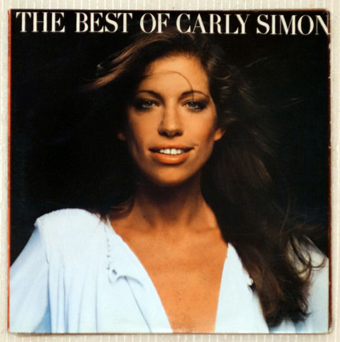 Carly Simon Vinyl Record The Best Of