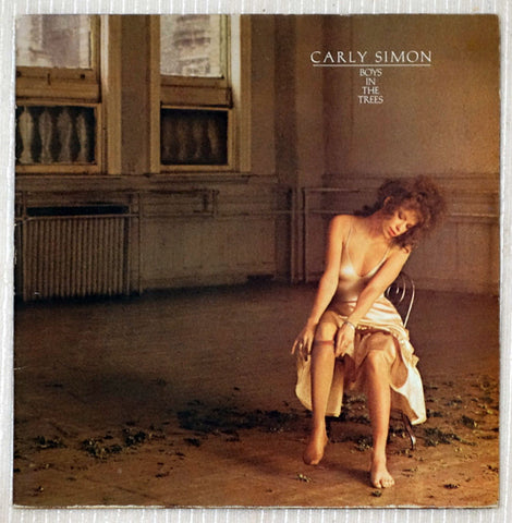 Carly Simon Vinyl Record Boys In Trees