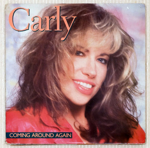 Carly Simon Vinyl Record Coming Around Again