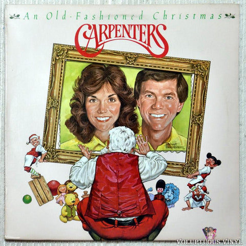 Carpenters ‎– An Old-Fashioned Christmas (1984)