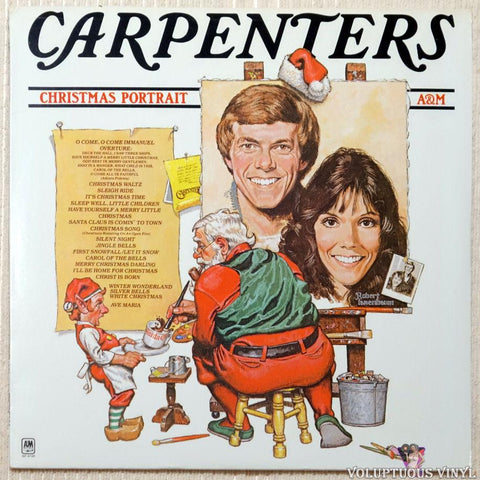 Carpenters ‎– Christmas Portrait (1978)
