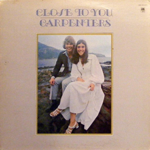 Carpenters ‎– Close To You (1970)