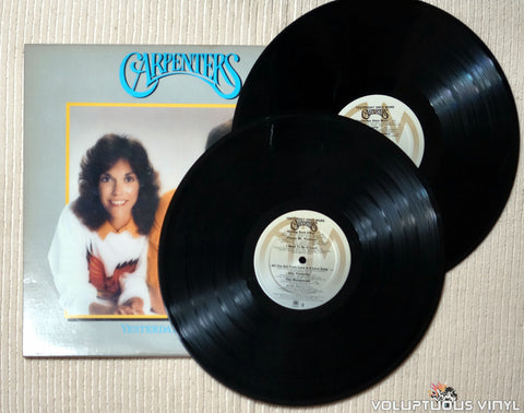 Carpenters ‎– Yesterday Once More - Vinyl Record