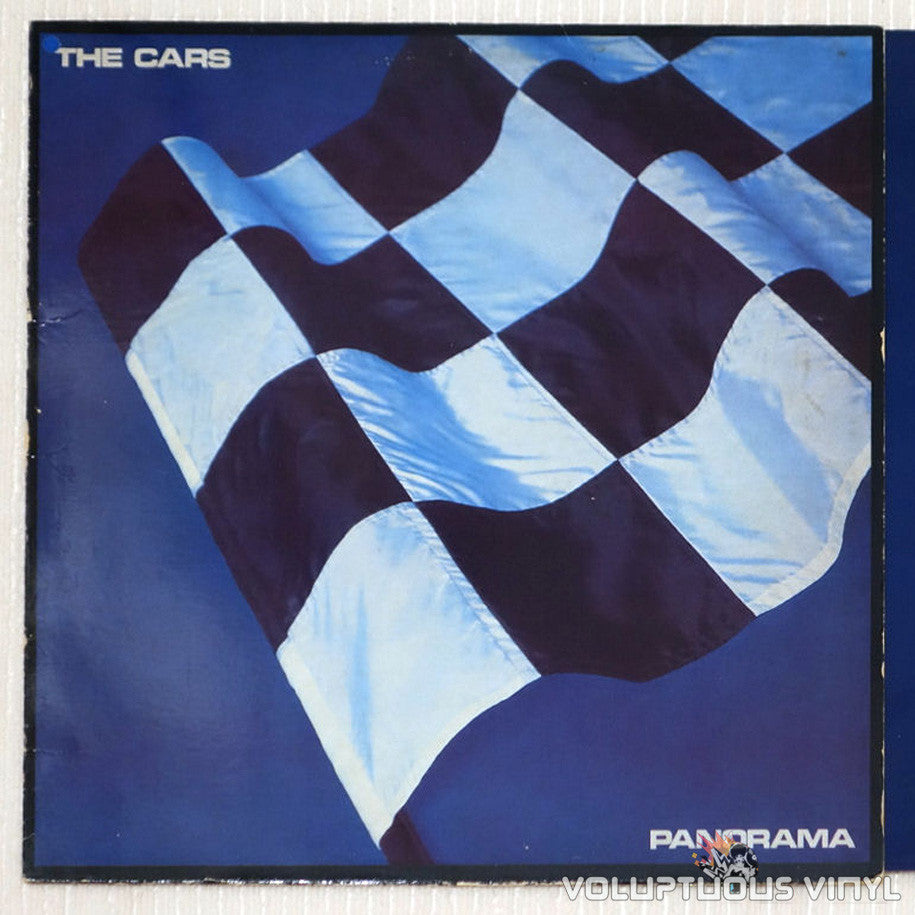 The Cars ‎– Panorama - Vinyl Record
