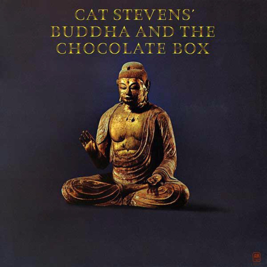 Cat Stevens ‎– Buddha And The Chocolate Box - Vinyl Record - Front Cover