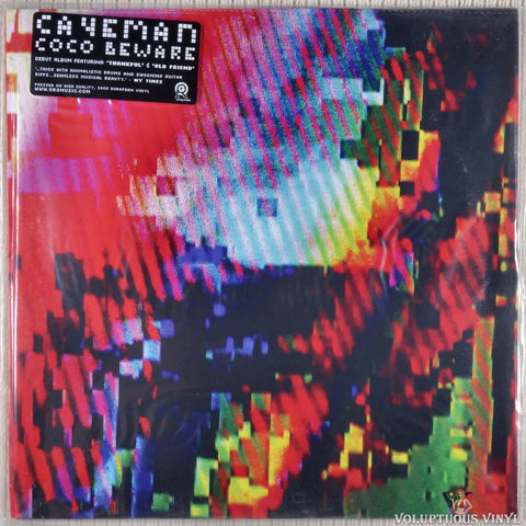 Caveman ‎– Coco Beware (2011) SEALED