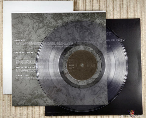 Cavernlight ‎– As We Cup Our Hands And Drink From The Stream Of Our Ache vinyl record