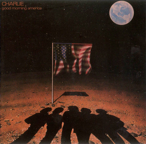 Charlie ‎– Good Morning America (1981) Cheap Vinyl Record